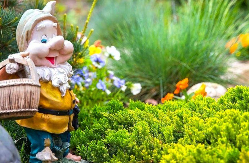 Новые садовые фигуры. Эксклюзив!