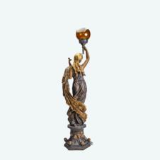 Светильник «Дева с Жар птицей»