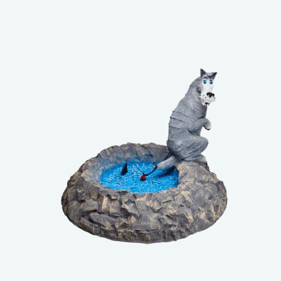 Люк «Волк-Рыбак»