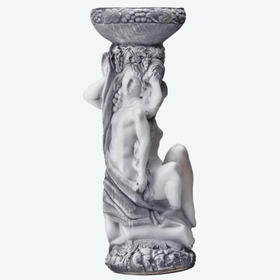 Адам и Ева кашпо античный