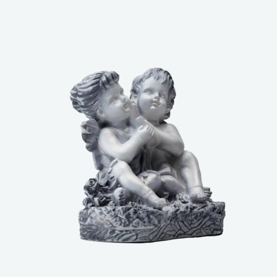 Ангел и фея античный