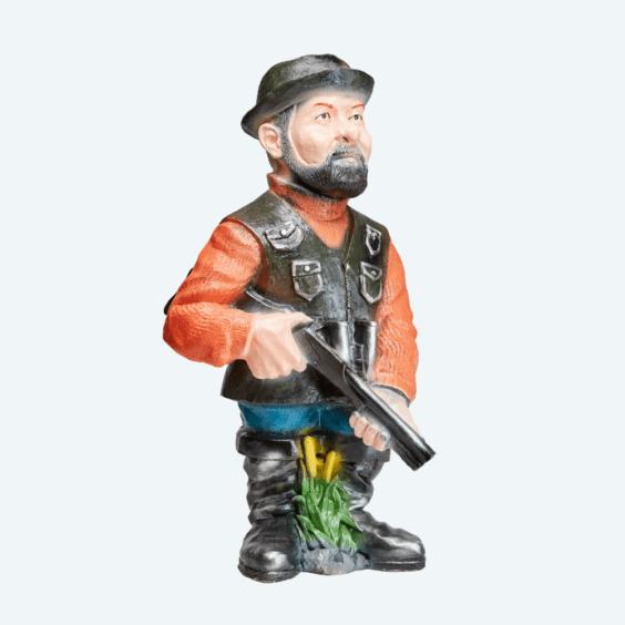 Кузьмич охотник
