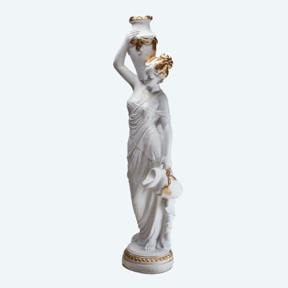Гречанка белый