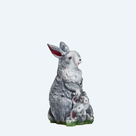 Заяц семья