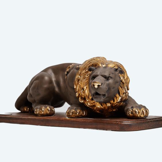 Лев крадущийся