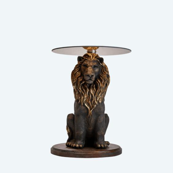 Стол «Лев сидя»